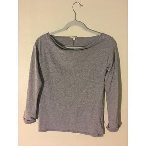Gap relaxed boatneck tee